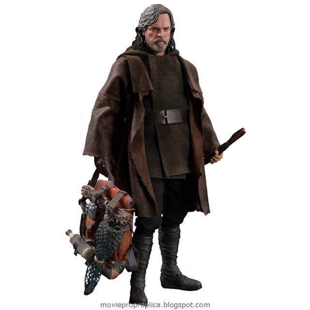 Star Wars: The Last Jedi: Luke Skywalker 1/6th Scale Figure (Mark Hamill)