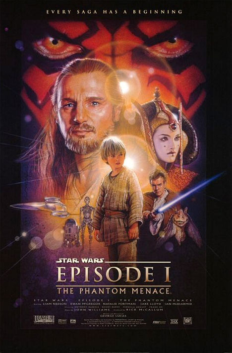 Star Wars: The Phantom Menace (1999)