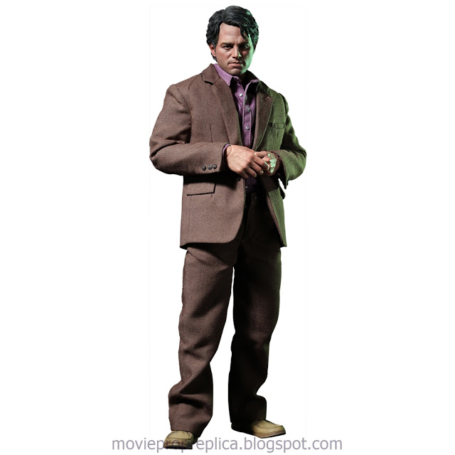 The Avengers: Bruce Banner 1/6th Scale Figure (Mark Ruffalo)
