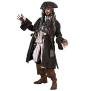 Jack Sparrow: Pirates of the Caribbean Movie Collectible Figure