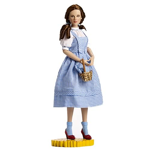 Judy Garland as Dorothy Gale: The Wizard of Oz Tonner Doll