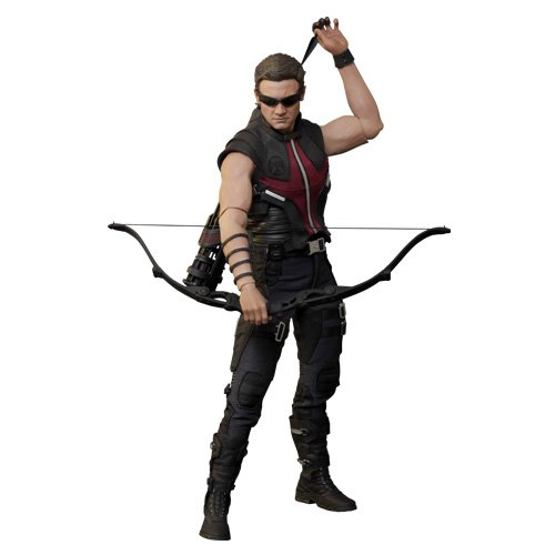 The Avengers: Hawkeye 1/6th Scale Figure (Jeremy Renner)