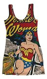Dc Comics Women's Wonder Woman Tank Pajamas Nightgown