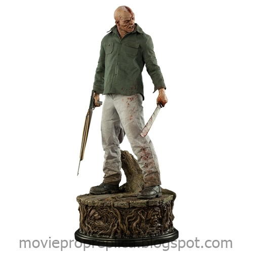 Friday the 13th Part III: Jason Voorhees – Legend of Crystal Lake Statue