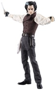 Sweeney Todd: Sweeney Todd Real Action Hero 1/6th Scale Figure (Johnny Depp)