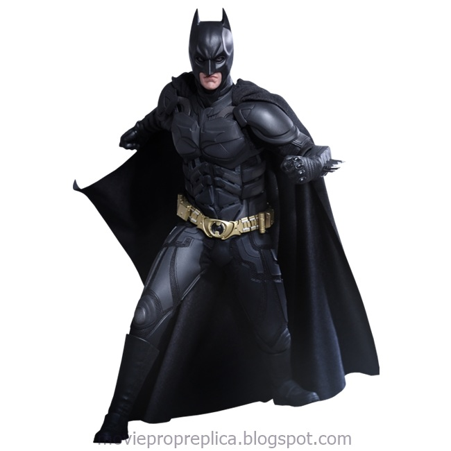 The Dark Knight Rises: Batman 1/6th Scale Figure (Christian Bale)