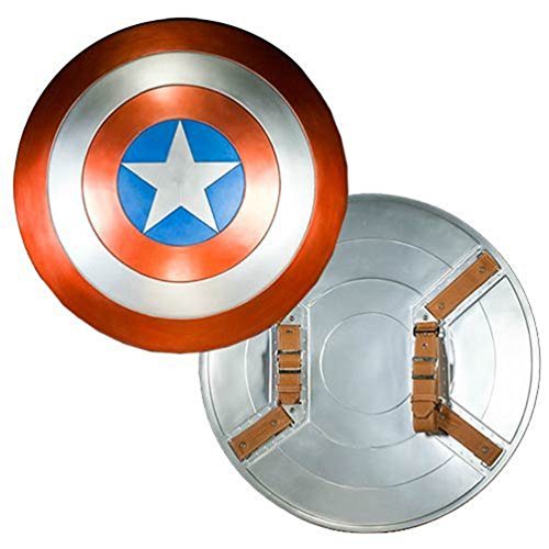 Captain America's shield from The Avengers movie! 1:1 scale prop replica of Steve Rogers' Vibranium shield