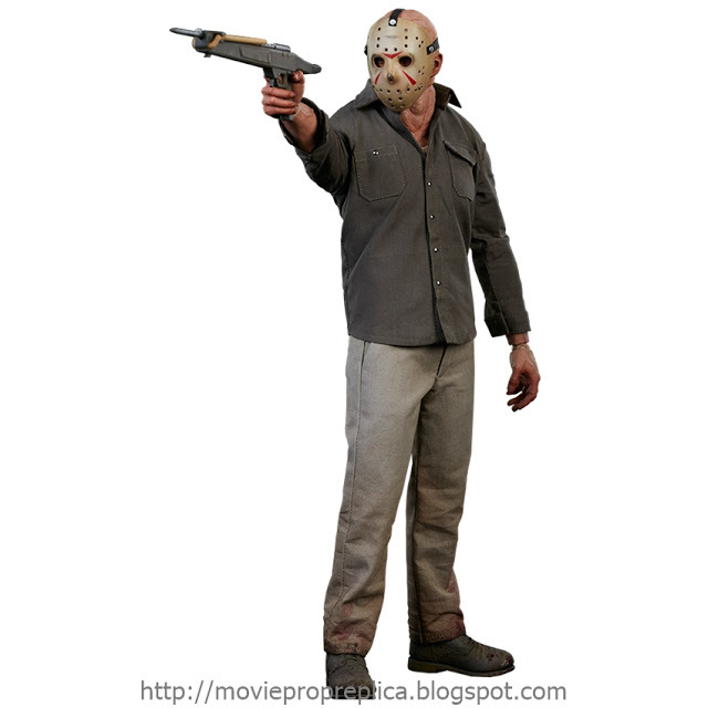 Friday the 13th Part III: Jason Voorhees 1/6th Scale Figure
