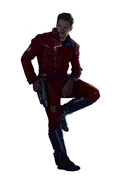 Chris Pratt as Peter Quill / Star-Lord: Guardians of the Galaxy