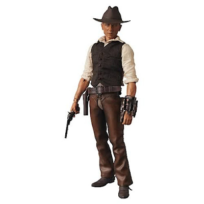 Cowboys and Aliens: Daniel Craig as Jake Lonergan Figure