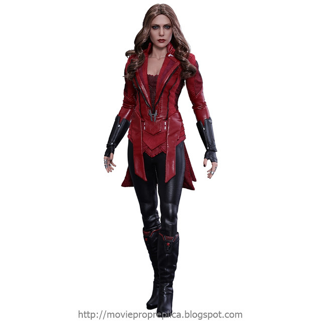 Avengers: Age of Ultron: Scarlet Witch (New Avengers Version) 1/6th Scale Figure (Elizabeth Olsen)