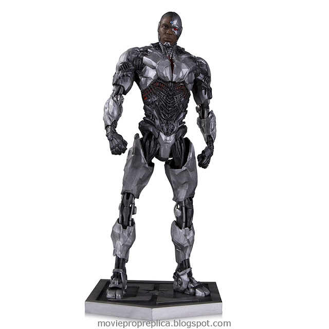 Justice League: Victor Stone / Cyborg 12 inches Statue (Ray Fisher)