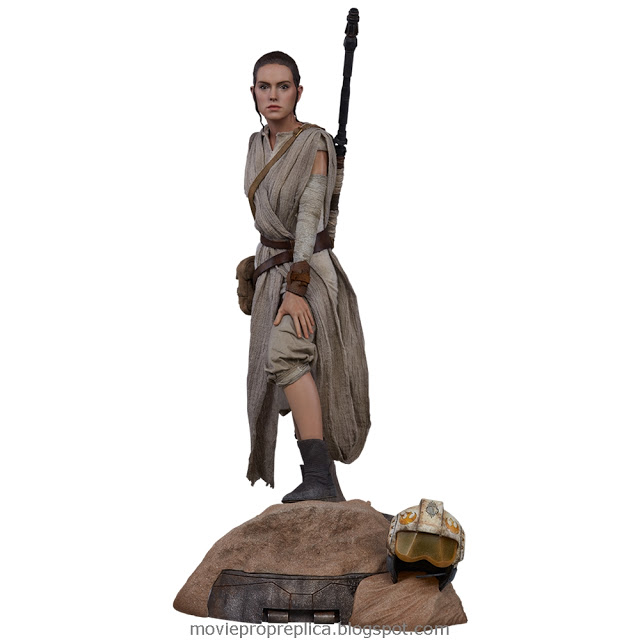 Star Wars: The Force Awakens: Rey Premium Format Figure - Statue (Daisy Ridley)