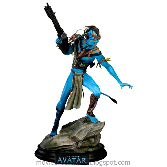 Avatar: Jake Sully Polystone Statue
