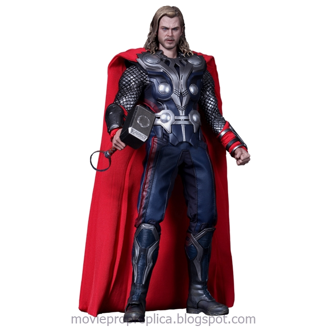 The Avengers: Thor 1/6th Scale Figure (Chris Hemsworth)