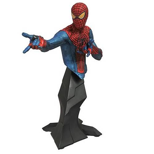 Amazing Spider-Man Movie Spider-Man Bust
