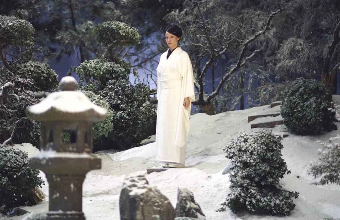 Lucy Liu as O-Ren Ishii: Kill Bill
