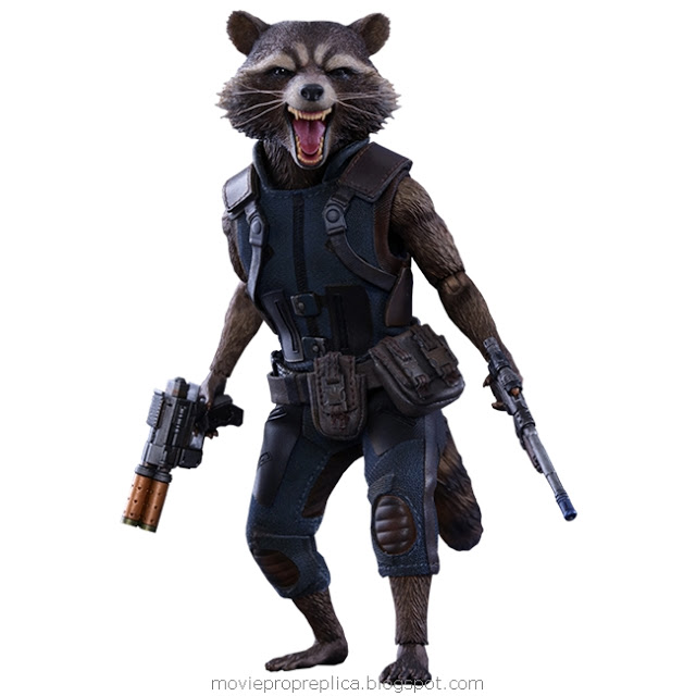 Guardians of the Galaxy Vol. 2: Rocket Raccoon 1/6th Scale Figure