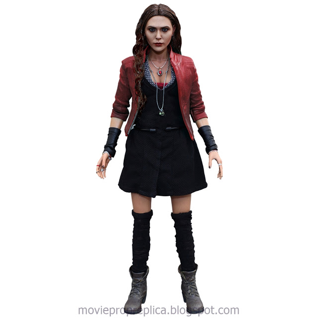 Avengers: Age of Ultron: Scarlet Witch 1/6th Scale Figure (Elizabeth Olsen)