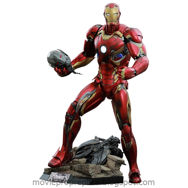 Avengers: Age of Ultron: Iron Man Mark XLV 1/4th Scale Figure (Special Edition)