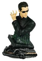 Matrix Revolutions: Keanu Reeves as Neo Mini Bust