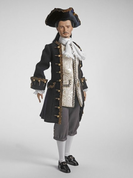 Pirates of the Caribbean: Will Turner - Arrested at the Altar Tonner Doll (Orlando Bloom)