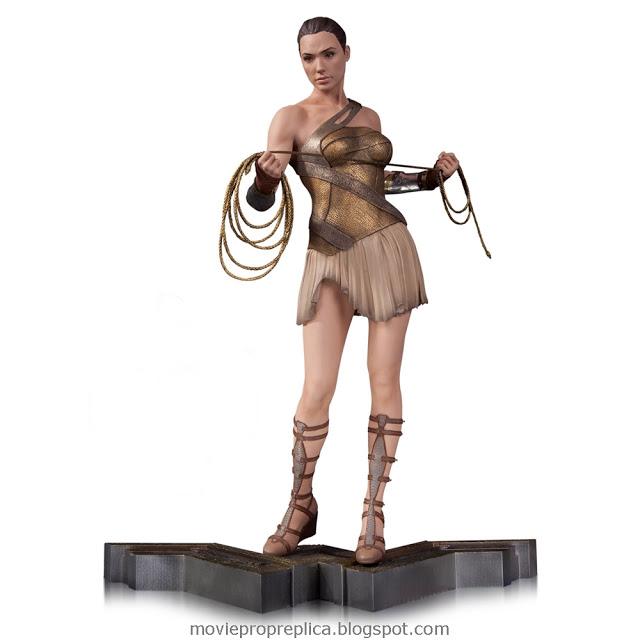 Wonder Woman 2017: Wonder Woman Training Outfit 12 inches Statue (Gal Gadot)