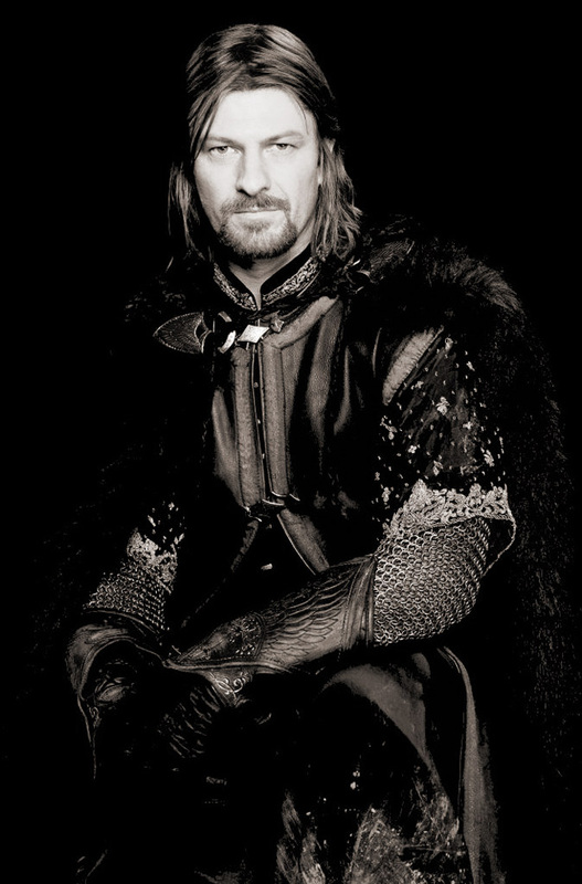 Sean Bean as Boromir - The Lord of the Rings: Fellowship of the Ring