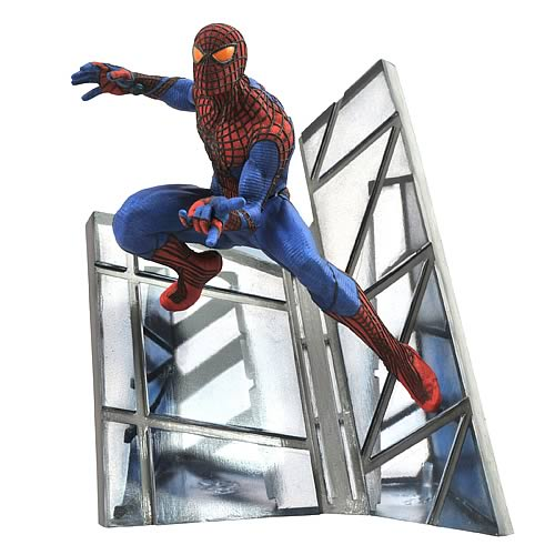 The Amazing Spider-Man Movie: Spider-Man Resin Statue
