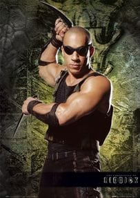 Vin Diesel as Richard B. Riddick - The Chronicles of Riddick