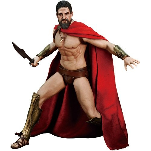 300: King Leonidas 1/6th Scale Figure (Gerard Butler)