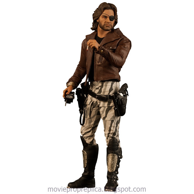 Escape from New York: Snake Plissken 1/6th Scale Figure (Kurt Russell)