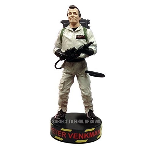 Ghostbusters: Dr. Peter Venkman Deluxe Talking Premium Motion Statue (Bill Murray)