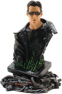 Matrix Reloaded: Keanu Reeves as Neo Mini Bust