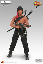 Rambo First Blood II John J. Rambo 16th Scale Figure (Sylvester Stallone)