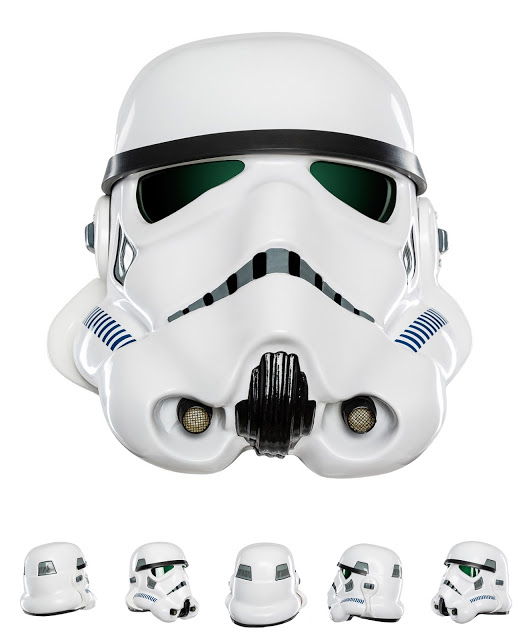 Star Wars: Imperial Stormtrooper Helmet Prop Replica