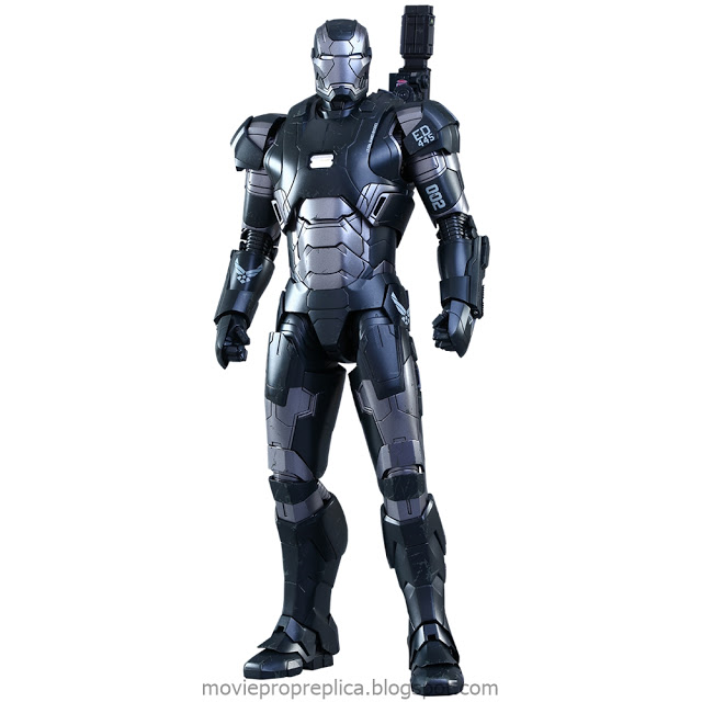 Avengers: Age of Ultron: War Machine Mark II 1/6th Scale Figure (Don Cheadle)
