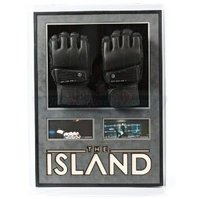 The Island: Lincoln Six Echo (Ewan McGregor) Hero Boxing Gloves Display