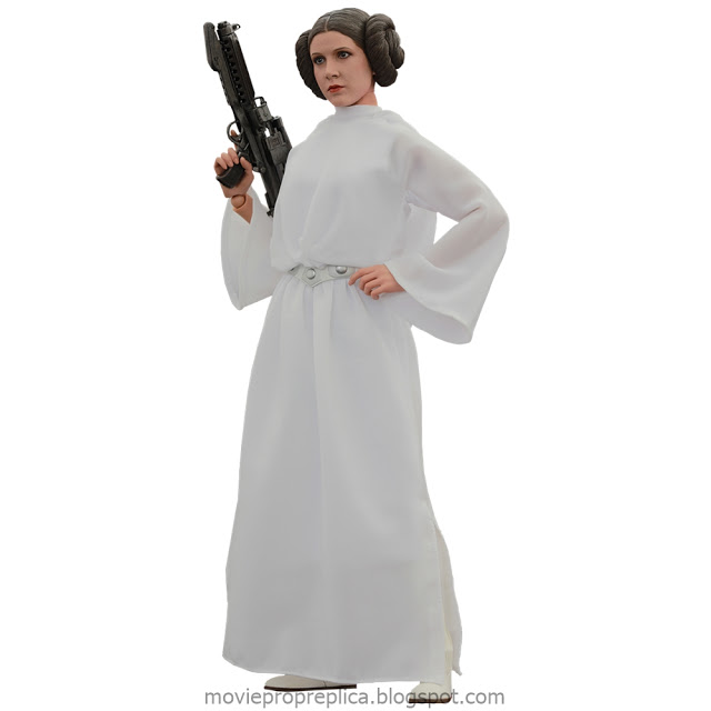 Star Wars: Episode IV A New Hope: Princess Leia 1/6th Scale Figure (Carrie Fisher)