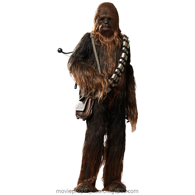Star Wars: Episode IV A New Hope: Chewbacca 1/6th Scale Figure