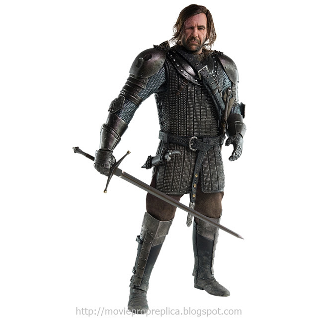 "Game of Thrones (TV Series): Sandor Clegane ""The Hound"" 1/6th Scale Figure (Rory McCann)"