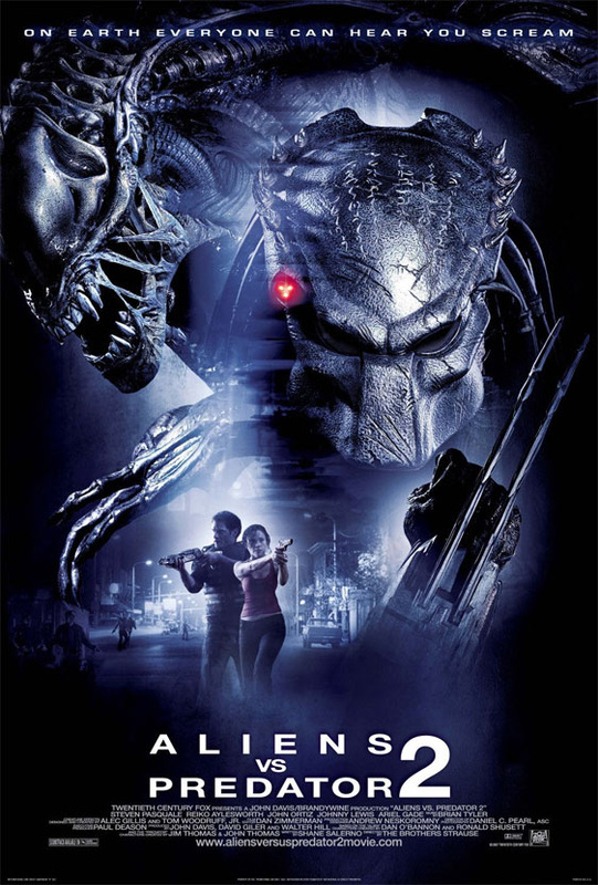 AVP 2: Aliens vs. Predator: Requiem (2007)