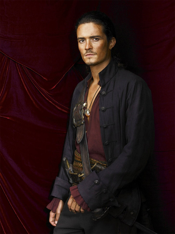 Orlando Bloom as William