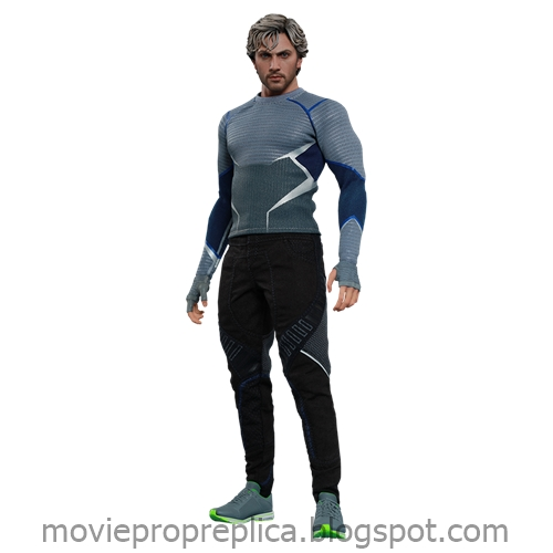 Avengers: Age of Ultron: Pietro Maximoff / Quicksilver 1/6th Scale Figure (Aaron Taylor-Johnson)