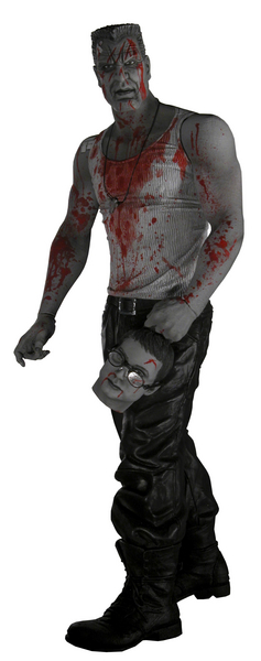 Sin City: Bloody Marv Action Figure
