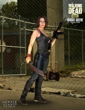 The Walking Dead: Maggie Greene 1/4 Scale Statue