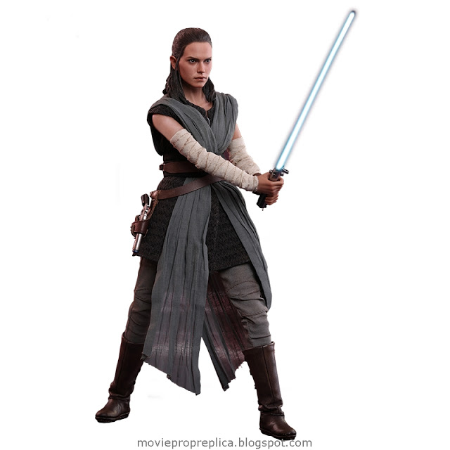Star Wars: The Last Jedi: Rey (Jedi Training) 1/6th Scale Figure (Daisy Ridley)