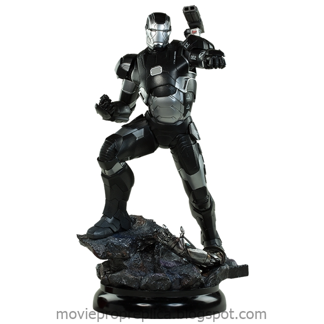 Avengers: Age of Ultron: War Machine Maquette