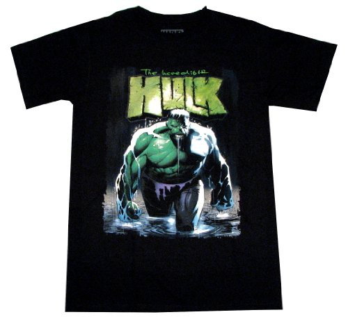 Incredible Hulk Water Rising T-shirt