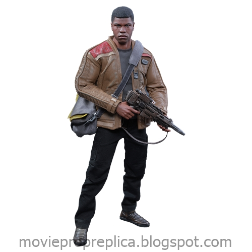 Star Wars: The Force Awakens: Finn 1/6th Scale Figure (John Boyega)